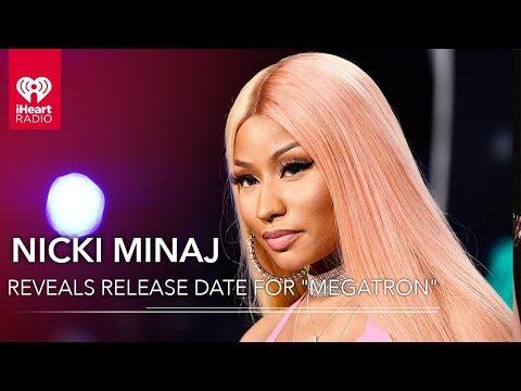 "nicki-minaj-reveals-release-date-for-""megatron""- -fast-facts"