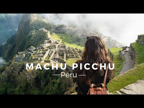Machu Picchu - Epic Peru Trip! w/ Contiki