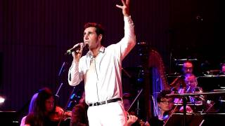 HD - Linz - Serj Tankian - Disowned Inc. NEW SONG - Elect the Dead Symphony 27/06/10 live