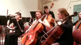 SMCM Orchestra and Wind Ensemble Copland Four Dance Episodes from Rodeo