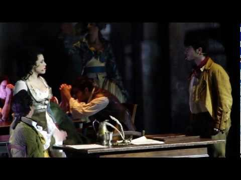 LIVE/1789, les amants de la Bastille - La nuit m'appelle (intégrale) - Nathalia - 04/01/2013