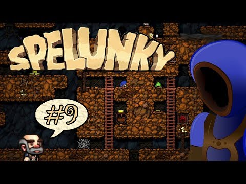 HOW TO LOSE YOUR MIND 101 :: Spelunky :: 9