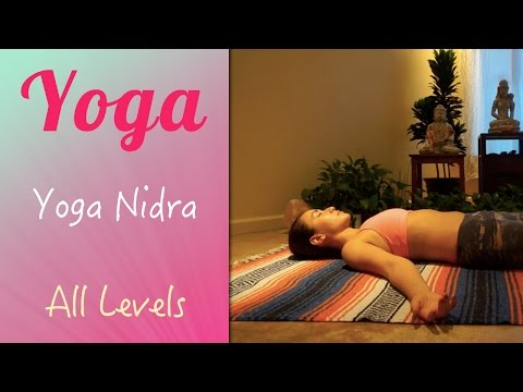 Yoga Nidra | Relaxamento Profundo - Pri Leite