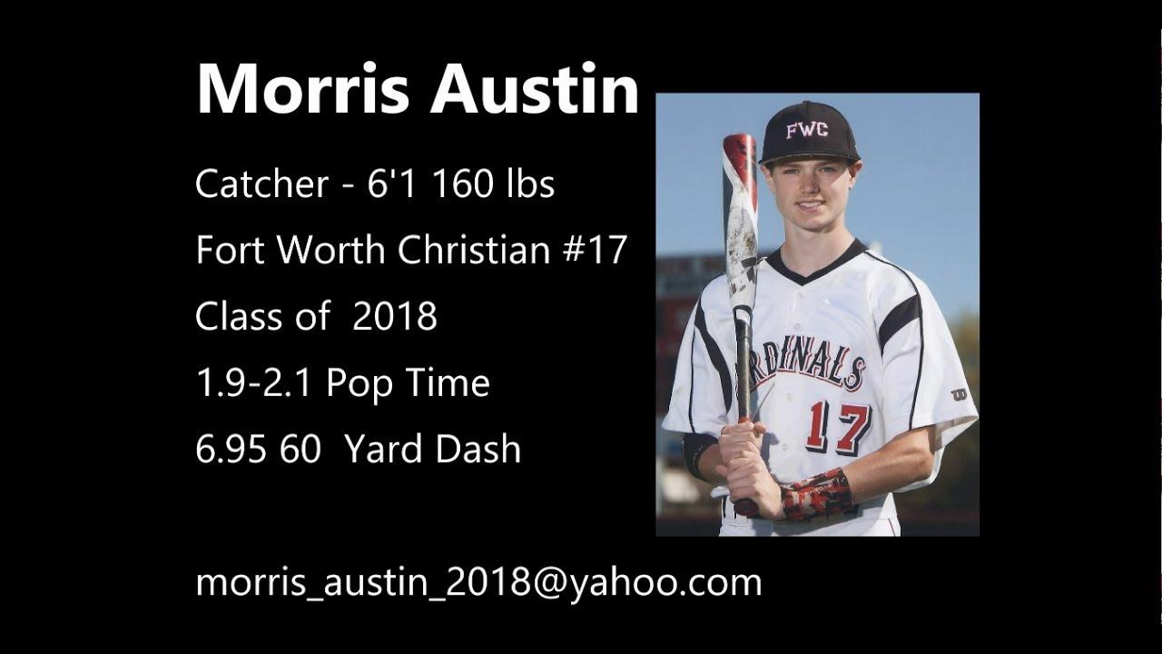 Morris Austin's Baseball Recruiting Profile