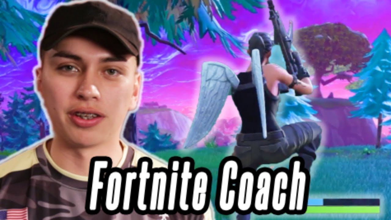 We Hired A Fortnite Coach And Actually Got Better