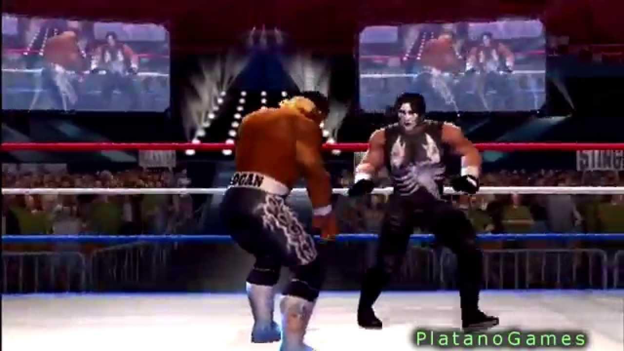 "Sting vs ""Hollywood"" Hulk Hogan - WCW Starrcade 1997 - WCW ..."