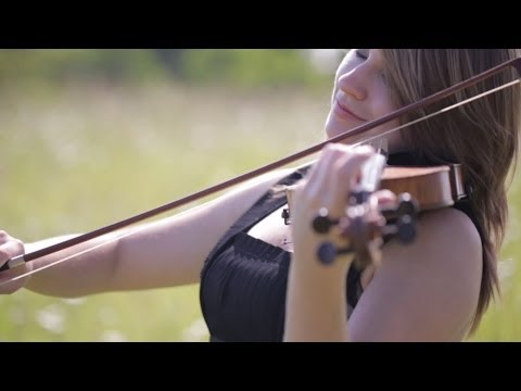 May It Be (Enya from Lord of the Rings) feat. Peter Hollens - Violin and Vocal Cover