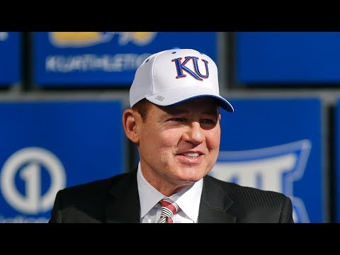 Kansas announces Les Miles as head football coach