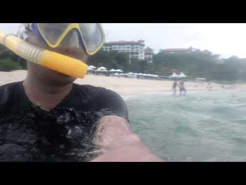 BALI SAWANGAN BEACH BALI INDONESIA