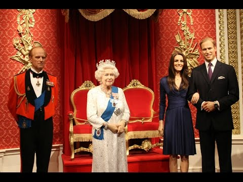 Madame Tussauds London Walkthrough HD