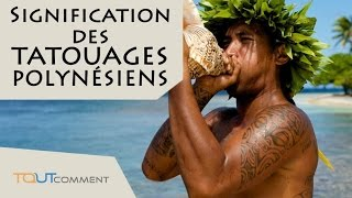 🐚 Signification des tatouages maori et polynésiens 🐚