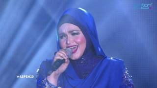Video #ABPBH30 |  Persembahan Siti Nurhaliza download MP3, 3GP, MP4, WEBM, AVI, FLV Oktober 2017