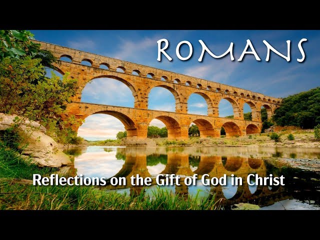 3-10-19 Common Ground service - new series in Romans