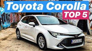 Jeftinija benzinska - Toyota Corolla - TOP 5 stvari koje morate znati