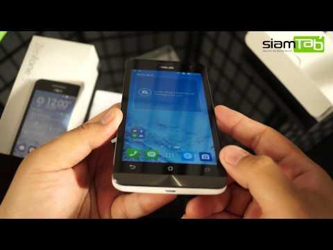 แกะกล่อง ASUS Zenfone 5 รุ่นแรม 2GB