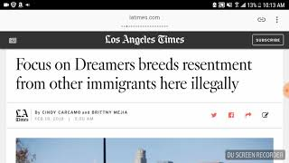 Video Focus on Dreamers breeds resentment from other immigrants here illegally download MP3, 3GP, MP4, WEBM, AVI, FLV Juli 2018
