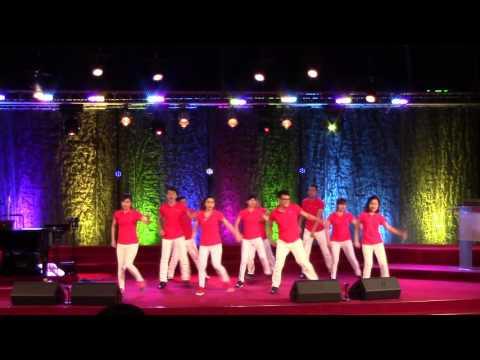 Tiết mục Nhảy: TỈNH THỨC!! (WAKE) - Nhóm Thanh Niên