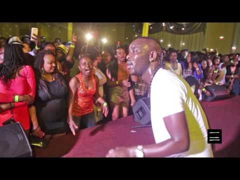 Throwback: Eddy Kenzo Dallas Performance
