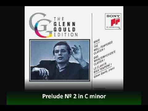 The Well-Tempered Clavier Complete by Glenn Gould 1/13