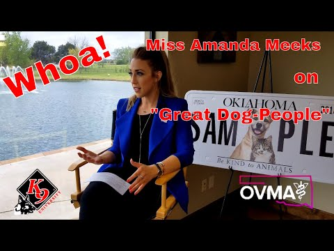 The Oklahoma Veterinary Medical Association Featured Today On