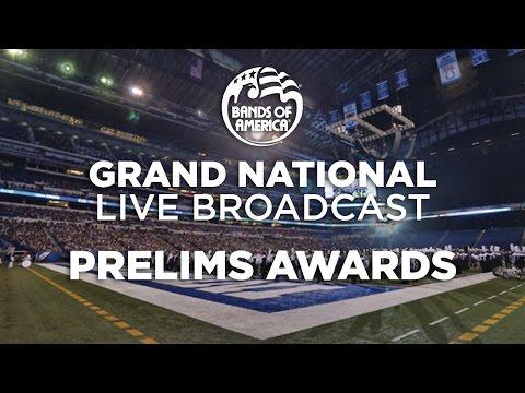 Grand National Prelims Awards Ceremony