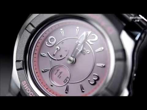 Baby-G Metallic Silver Colors BGA-1200C-8BJF メタリックシルバーカラーズ