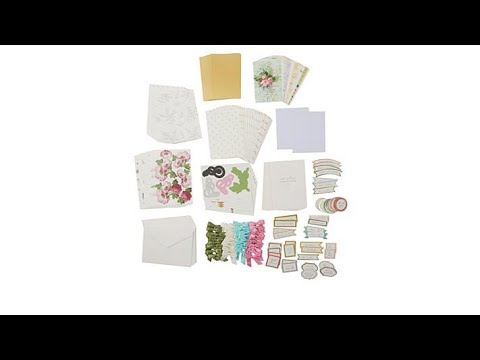 Anna Griffin Blooming Decoupage Card Kit AutoShip