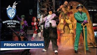 Warner Bros. World™ Abu Dhabi | Frightful Fridays