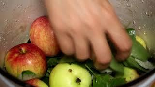 Домашние мочёные яблоки - проще простого!