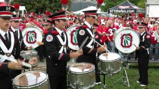 OSU Marching Band Drum line Mash up #DRUMLINE#TBDBITL#OHIOSTATEMARCHINGBAND#OHIOSTATE thumbnail
