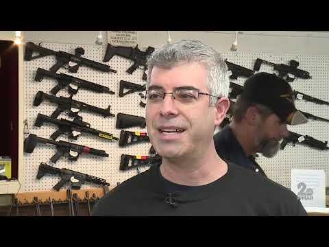Coronavirus panic buying leads to rise in gun, ammunition sales ...