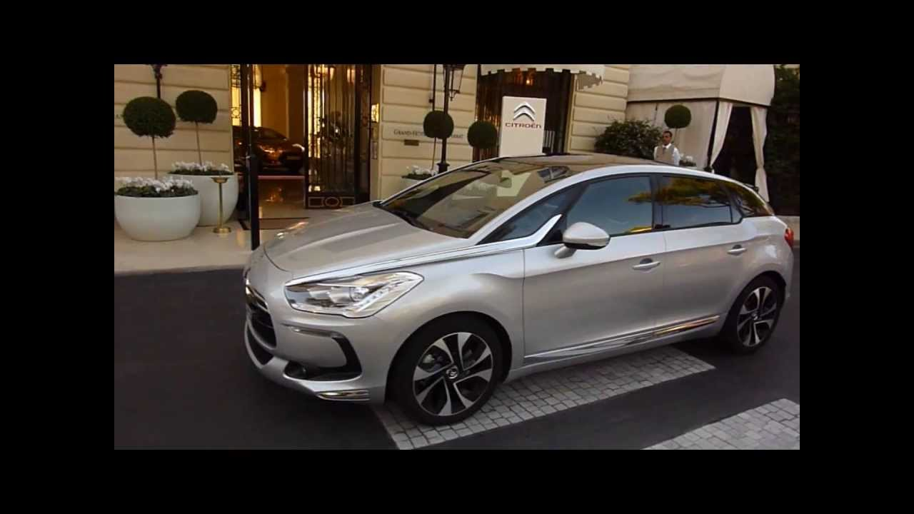citroen ds5 2 0 hdi sport chic essai complet youtube. Black Bedroom Furniture Sets. Home Design Ideas