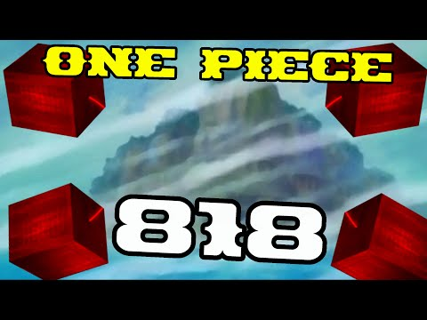 """One Piece 818 Fanboy Review """"Road to Raftel"""""""