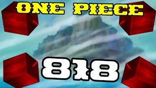 One Piece 818 Fanboy Review \Road to Raftel\  Tekking101