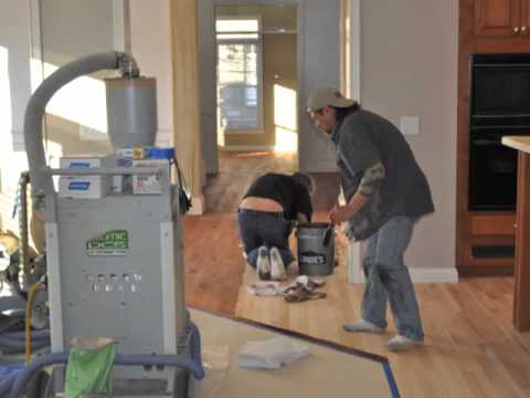 ProSand - Columbus, IN. Floor Sanding | Refinishing | Wooden Floors | Wood Installations