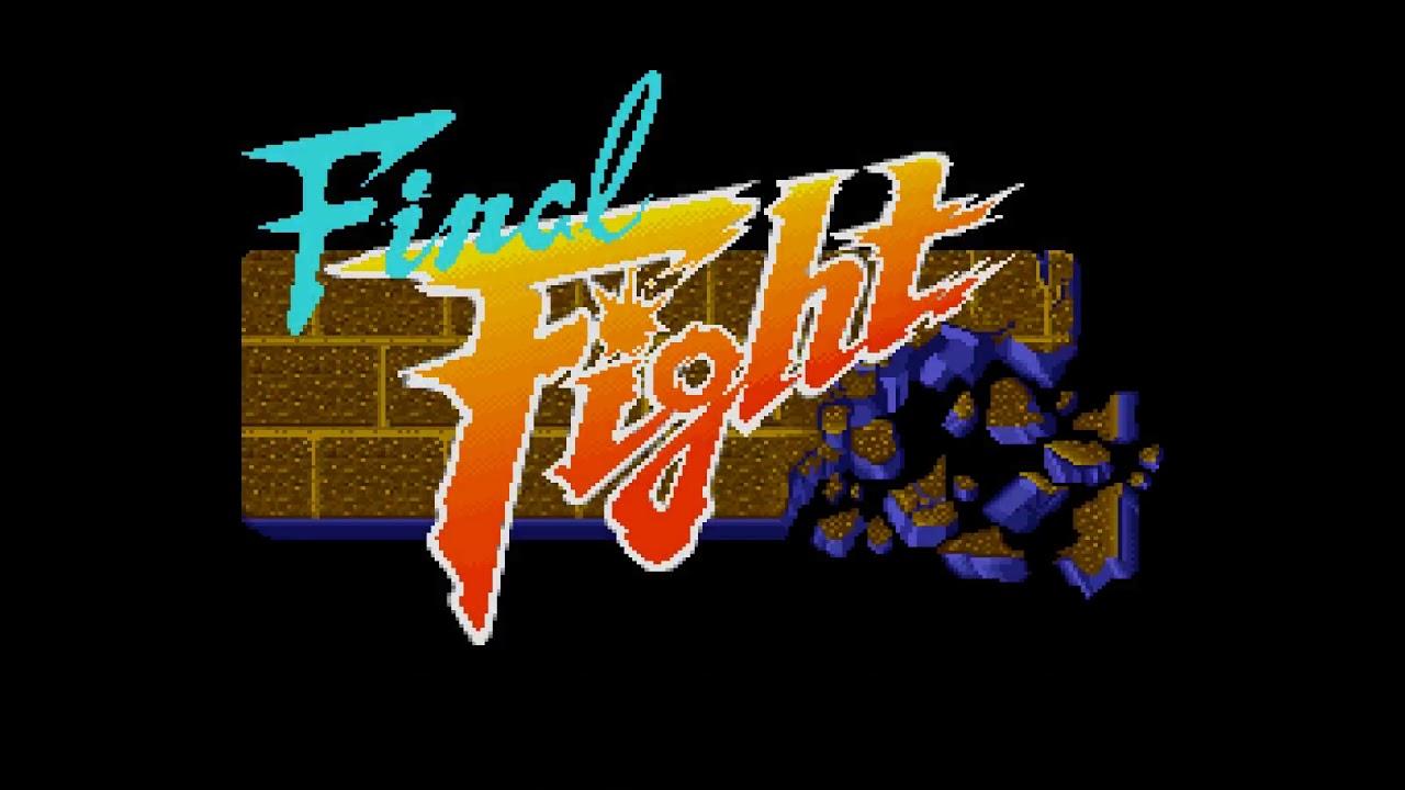Final Fight SNES Haggar Sound Effect