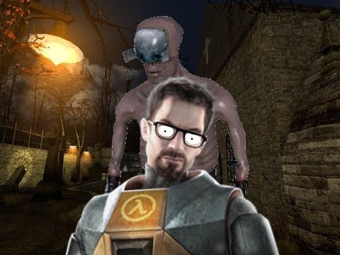 "Old Half-Life 2 ""Scary"" Maps"