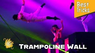 Worlds Best Trampoline Wall Bouncing Off Walls