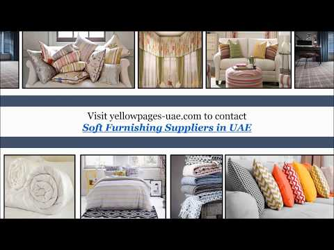 Advantages of Soft Furnishings | Soft Furnishing in UAE