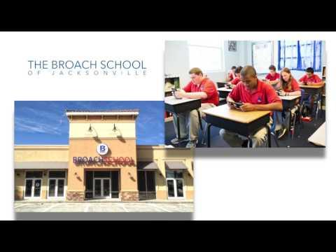 THE BROACH SCHOOL