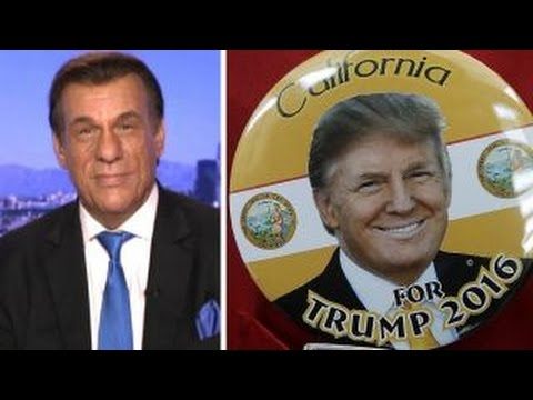 Robert Davi: Donald Trump is going to win the presidency