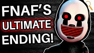 FNAF: Afton's ENDLESS Nightmare! (FNAF 6 Ultimate Custom Night Theory)