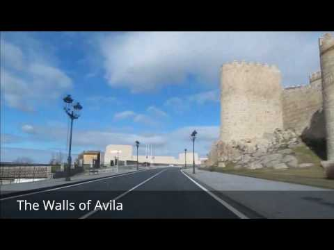 Places to see in (Avila - Spain ) The Walls of Avila
