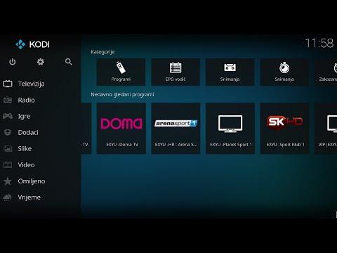 IPTV pretplata za samo 15 eura godišnje - upute i test