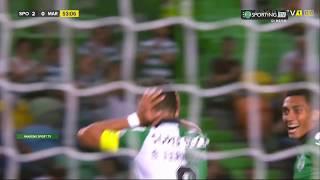 Resumo Sporting CP x CS Marítimo