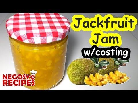 How To Make Jackfruit Minatamis