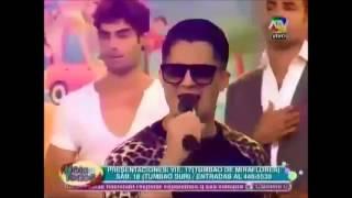 Ken Y Cantando Princesa En El Programa HOLA A TODOS (Perú)