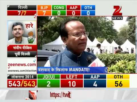 Election Results 2014: Modi's victory, the end of dynasty politics?