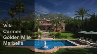 Location de Villas de Luxe à Marbella