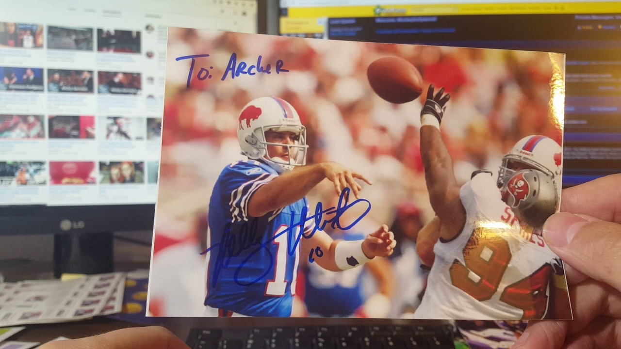 through the mail ttm autographs and more the network youtube